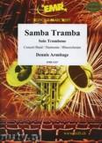 Ok�adka: Armitage Dennis, Samba Tramba - Trombone