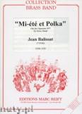 Okładka: Balissat Jean, Mi-été et Polka - BRASS BAND