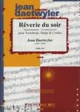 Okładka: Daetwyler Jean, Reverie du Soir pour Trombone, Harpe et Cordes