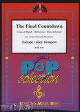 Ok�adka: Europe, Tempest Joey, Final Countdown (The) - Wind Band