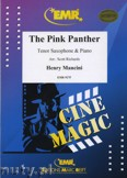 Ok�adka: Mancini Henry, The Pink Panther - Saxophone