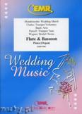 Okładka: Różni, Utwory na flet, fagot i fortepian (organy)