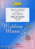 Okładka: Różni, Utwory na obój, klarnet i fortepian (organy)