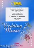 Okładka: Różni, Utwory na klarnet, fagot i fortepian (organy)