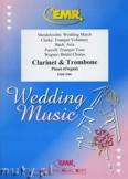 Okładka: Różni, Utwory na klarnet, puzon i fortepian (organy)