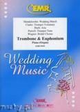 Okładka: Różni, Utwory na uroczystości zaślubin na puzon, euphonium i fortepian