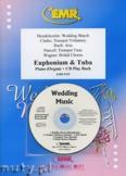 Okładka: Różni, Utwory na uroczystości zaślubin na euphonium, tubę i fortepian (+ CD)
