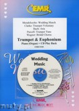 Ok�adka: R�ni, Utwory na uroczysto�ci za�lubin na tr�bk�, euphonium i fortepian (+ CD)