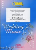 Okładka: , Utwory na 2 puzony i CD (BACH: Aria, CLARKE: Trumpet Voluntary, MENDELSSOHN: Wedding March, PURCELL: Trumpet Tune, WAGNER: Bridal Chorus) - Trombone