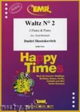 Okładka: Szostakowicz Dymitr, Waltz N° 2 - Flute
