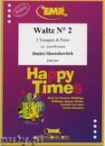 Okładka: Szostakowicz Dymitr, Waltz N° 2 - Trumpet