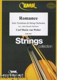 Ok�adka: Weber Carl Maria Von, Romance (Trombone Solo) - Orchestra & Strings