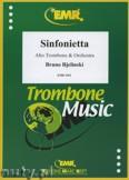 Okładka: Bjelinski Bruno, Sinfonietta für Altposaune - Orchestra & Strings