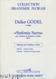 Okładka: Godel Didier, Sinfonia Sacra für Posaune - Orchestra & Strings