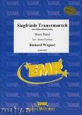 Okładka: Wagner Ryszard, Siegfrieds Trauermarsch  - BRASS BAND