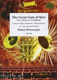 Ok�adka: Musorgski Modest, The Great Gate of Kiev - Wind Band