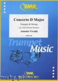 Okładka: Vivaldi Antonio, Concerto für Trompete - Orchestra & Strings