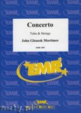 Okładka: Mortimer John Glenesk, Tuba Concerto - Orchestra & Strings