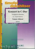 Okładka: Albinoni Tomaso, Konzert C-Dur für Trompete - Orchestra & Strings