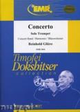 Ok�adka: Gliere Reinhold, Concerto - Trumpet