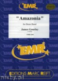 Okładka: Gourlay James, Amazonia - BRASS BAND