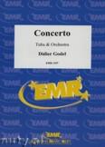 Ok�adka: Godel Didier, Concerto f�r Tuba - Orchestra & Strings