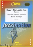 Ok�adka: Armitage Dennis, Happy-Go-Lucky-Rag  - Wind Band