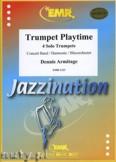 Okładka: Armitage Dennis, Trumpet Playtime - Trumpet