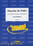 Okładka: Balissat Jean, Marche de Pales - Wind Band
