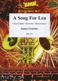 Ok�adka: Gourlay James, A Song For Lea  - Wind Band