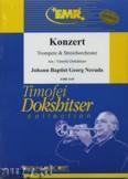 Okładka: Neruda Johann Baptist Georg, Konzert für Trompete - Orchestra & Strings