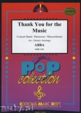 Ok�adka: Abba, Thank You For The Music - Wind Band