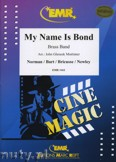 Ok�adka: Norman Monty, Bart Lionel, My Name Is Bond - BRASS BAND