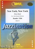 Okładka: Kander John, New York, New York - BRASS BAND