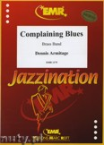 Okładka: Armitage Dennis, Complaining Blues - BRASS BAND
