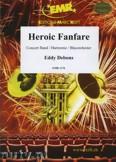 Ok�adka: Debons Eddy, Heroic Fanfare - Wind Band