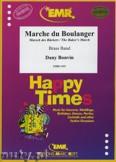 Okładka: Bonvin Dany, Marche du Boulanger - BRASS BAND
