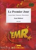 Okładka: Balissat Jean, Le Premier Jour - Wind Band