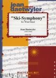 Okładka: Daetwyler Jean, Ski-Symphony - Wind Band