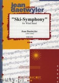 Ok�adka: Daetwyler Jean, Ski-Symphony - Wind Band