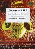 Okładka: Czajkowski Piotr, Overture 1812 - Wind Band
