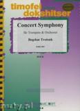 Okładka: Trotsuk Bogdan, Concert Symphony für Trompete - Orchestra & Strings