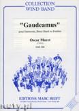 Okładka: Moret Oscar, Gaudeamus - BRASS BAND