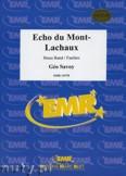 Ok�adka: Savoy G�o, Echo du Mont-Lachaux - BRASS BAND