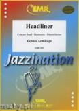 Okładka: Armitage Dennis, Headliner - Wind Band