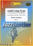 Okładka: Armitage Dennis, Auld Lang Syne - Wind Band