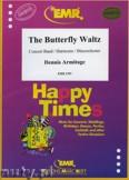 Okładka: Armitage Dennis, The Butterfly Waltz  - Wind Band