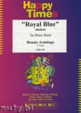 Okładka: Armitage Dennis, Royal Blue - BRASS BAND