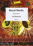 Okładka: Richards Goff, Royal Duchy - BRASS BAND