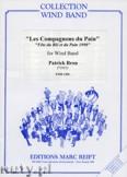 Okładka: Bron Patrick, Les Compagnons du Pain - Wind Band